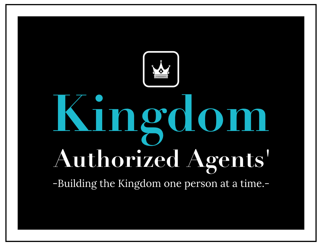 Our website.<span>Kingdom Authorized Agents Worldwide outreach Kingdom Evangelism.</span>