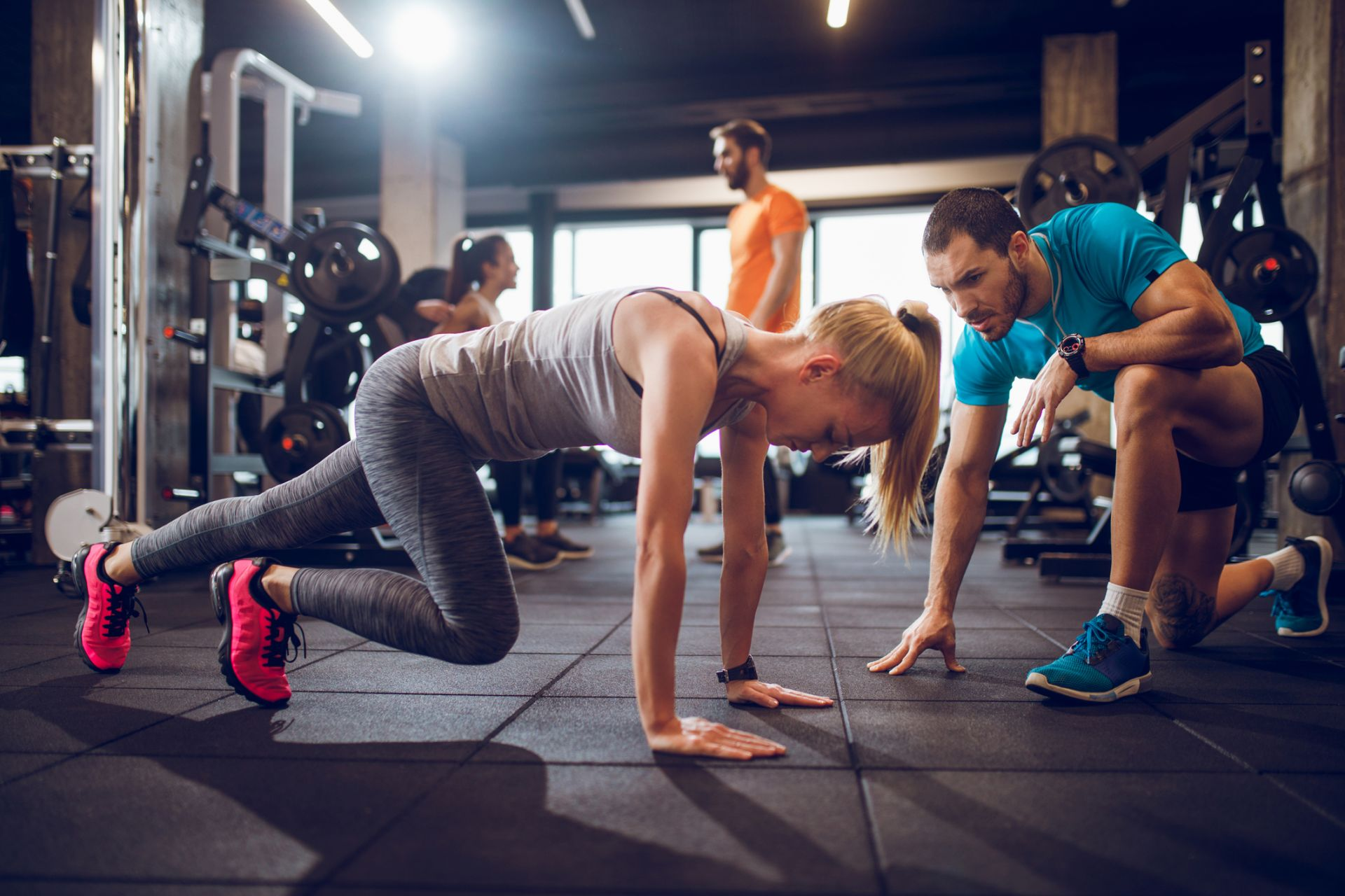 125c14f40cb Personal Training Courses and Fitness Qualifications
